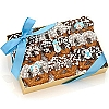 Winter Gourmet Chocolate Pretzel Twists, Box of 9