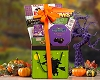 Witches Brew Halloween Gift Basket.