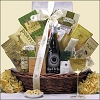 Sonoma County White Wine: Sympathy Gift Basket