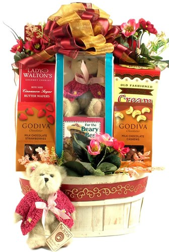 You Are The Best Mom: Gift Basket For Mothers