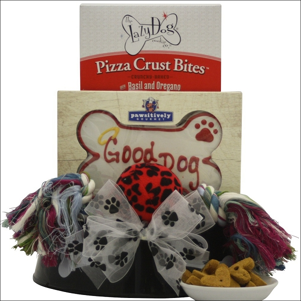 Your Pooch! Pet Dog Gift Basket