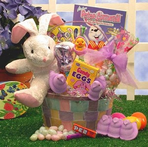 A Bunny Love Easter Basket
