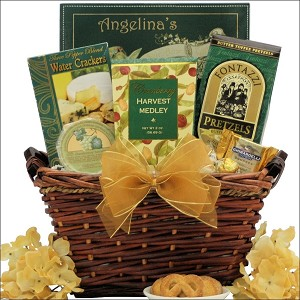 Best Wishes! Congratulations Gift Basket
