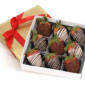 Classic Gourmet Hand Dipped Strawberries