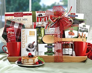 Deluxe Breakfast Assortment Gift Basket