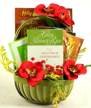 Encouragement Gift Basket: A Special Gift