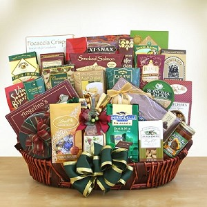 Family Traditions: Gourmet Gift Basket
