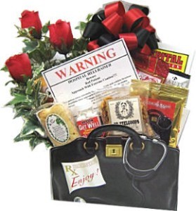 Gag Funny Get Well Gift Baskets