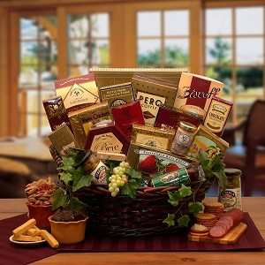 Grand Gourmet Collection Gift Basket