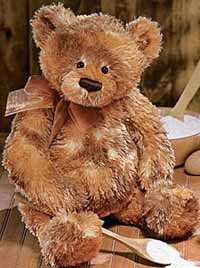 Gund Teddy Bear - Butterscotch