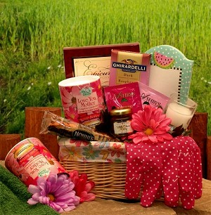 I Love You Mother: Mother's Day Gift Basket