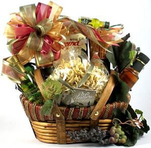 Magnifico: Gourmet Italian Gift Basket