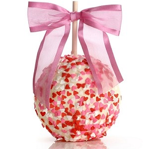 Sweethearts Caramel Chocolate Gourmet Apple