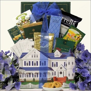 Sweet Home Real Estate Gift Basket