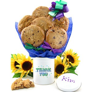 Thanks A Million Cookie Bouquet