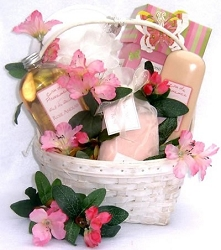 Pamper Her Treasure Spa Gift Basket