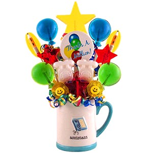 Assistant Candy Mug
