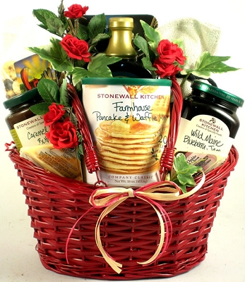 A Taste Of Country: Breakfast Gift Basket