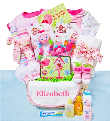 Baby's Pals: Personalized Baby Gift Baskets