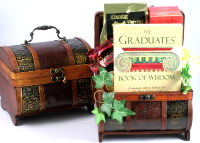 Beyond Graduation Gift Basket