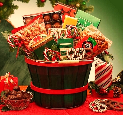 Christmas Traditions: Holiday Christmas Gift Baskets