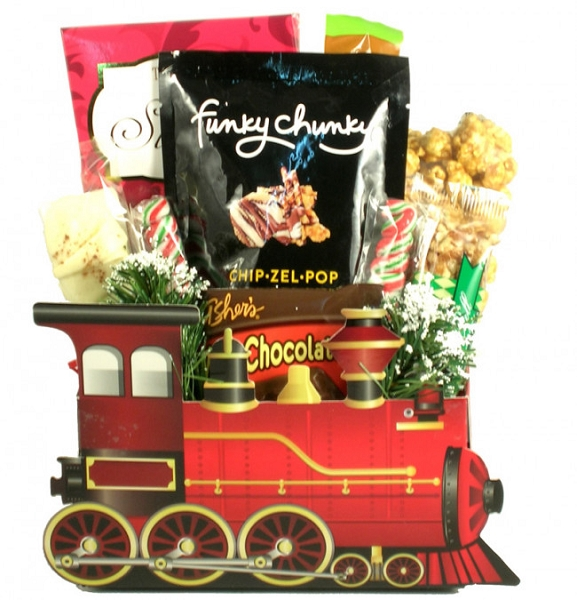Christmas Train Express: Holiday Gift