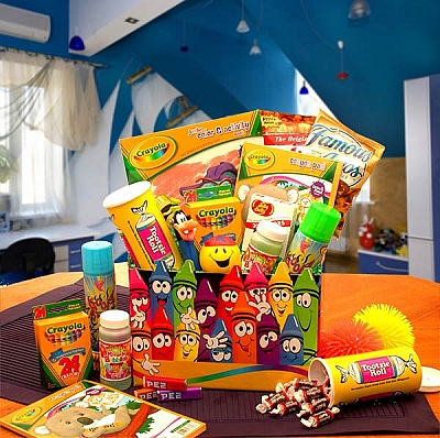 Crayola Kids Gift Box: Children Gift Collection