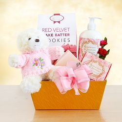 Cuddles and Kisses Spa Gift For Her
