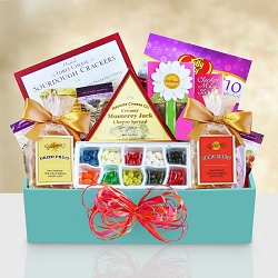 Fabulous Mom's Day Gift Basket