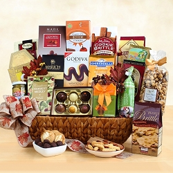 Greatest Gathering  Gourmet Gift Basket