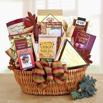 Fancy Gourmet Galore Gift Basket