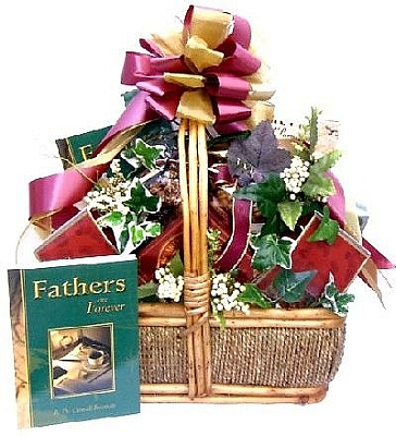 Fatherhood: Gift Baskets For Dad