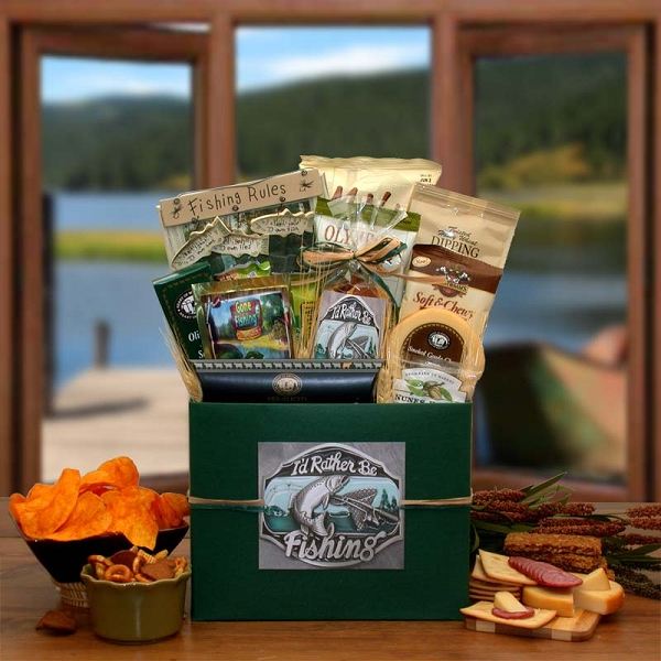 Big Catch Fisherman's Gift Box