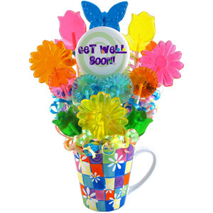 Flowers Candy Bouquet