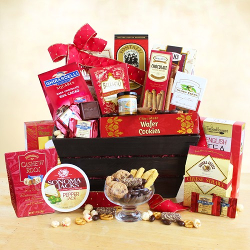 For The Whole Crew: Specialty Gourmet Gift Basket