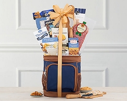 Golf Enthusiast Cooler Gift Basket
