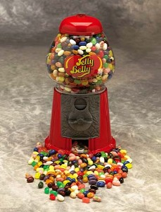 Gourmet Jelly Belly Bean Machine