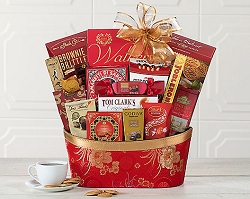 The Grand Gourmet Collection Gift Basket