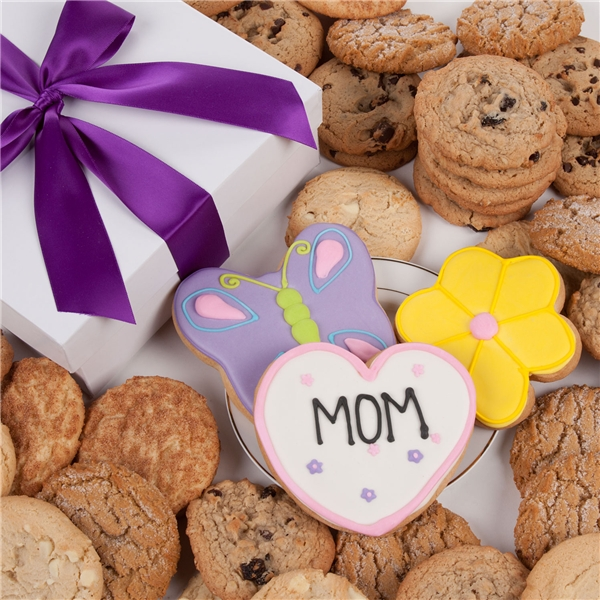 Just For Mom Signature Cookie Gift Box