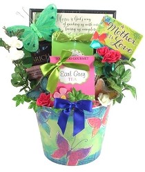 A Mother's Love & Butterfly Kisses  Mother's Day Gift Basket