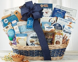 Many Thanks Gourmet Canada Gift Basket