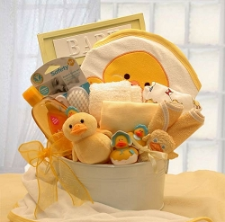 New Baby Bath Time Deluxe