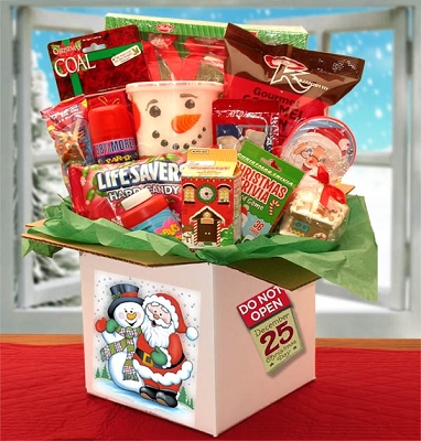 Night Before Christmas Gift Box