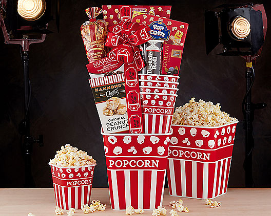 Theater Favorites: Nostalgic Movie Night Popcorn