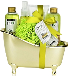 Olive Oil Spa Sensation Luxury Gift Basket