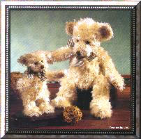 Russ Claridge Teddy Bear 100th Anniversary