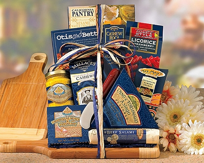 Savory Gourmet Food Assortment Gift