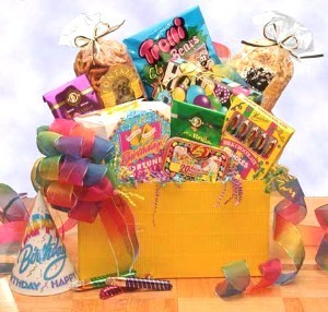 Say Happy Birthday Gift Box