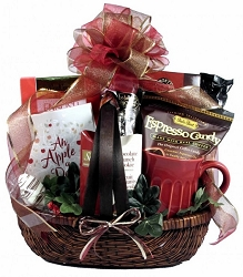To A Special Teacher Gift Basket