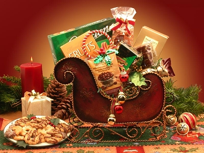Spirit Of Christmas: Christmas Holiday Sleigh
